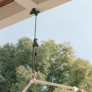 Hangstoel ophangen