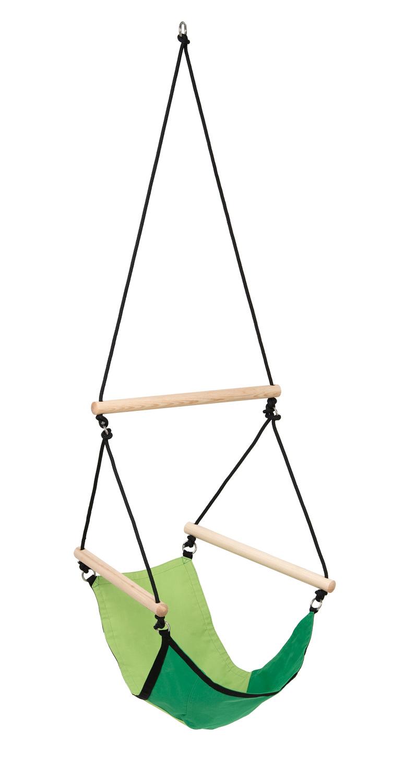 Kinderhangstoel 'Swinger' Green - Groen - Amazonas