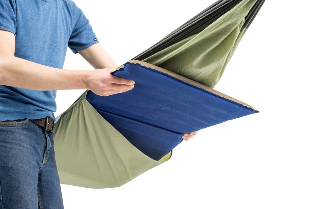 Reishangmat 'Silk Traveller' thermo
