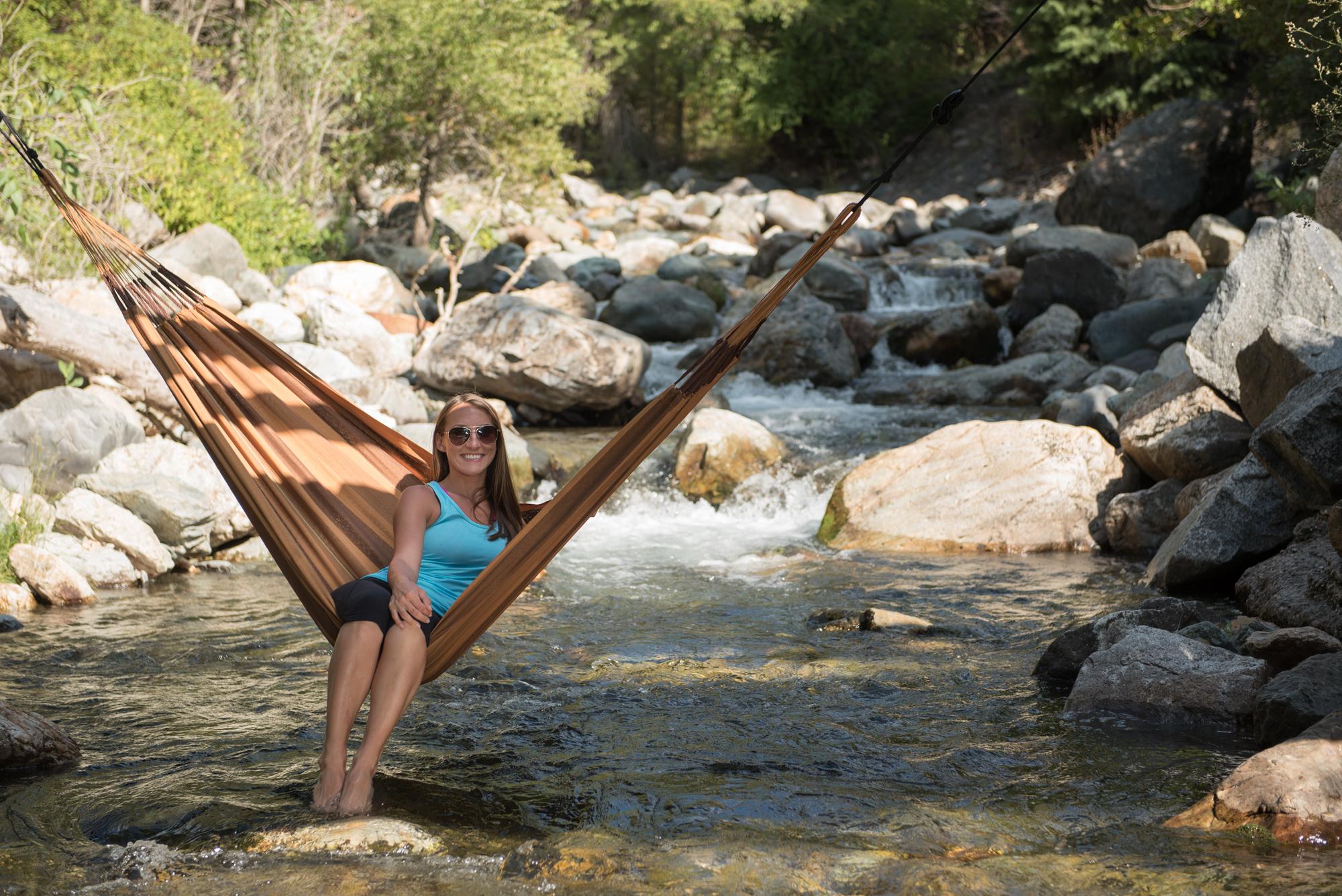 Hangmat 'Aventura' canyon