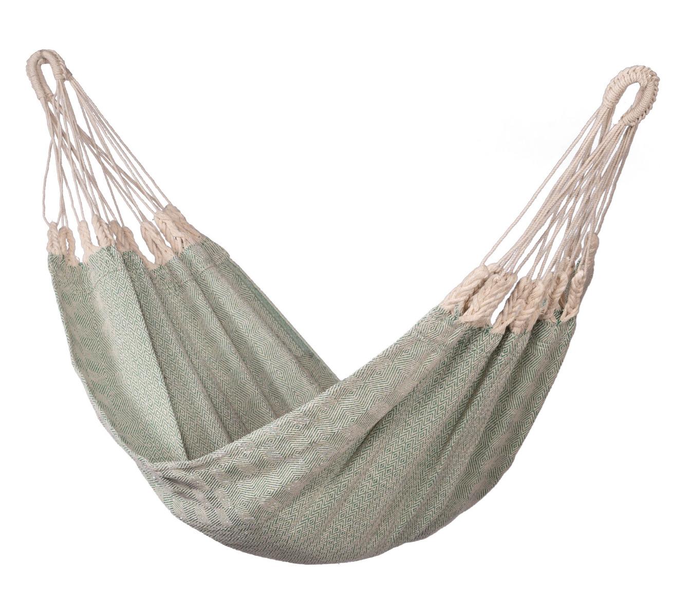 Babyhangmat 'Natural' Green - Groen - Tropilex �