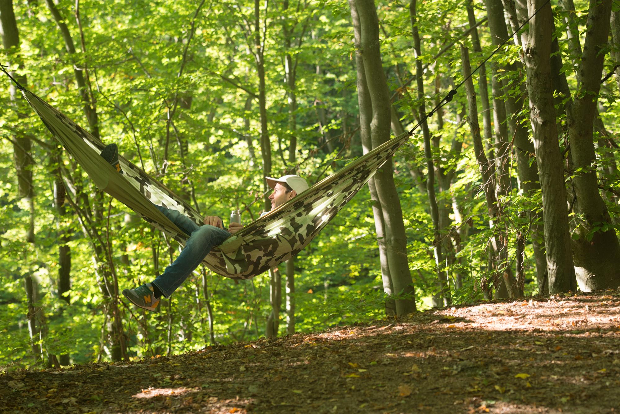 Reishangmat 'Colibri' forest dubbel