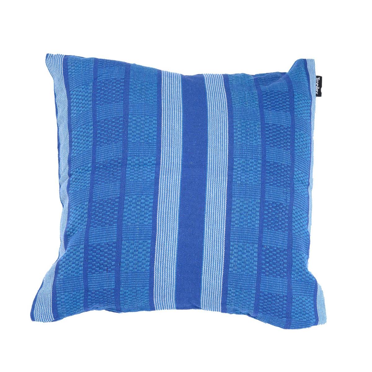 Kussen 'Chill' Calm - Blauw - Tropilex �