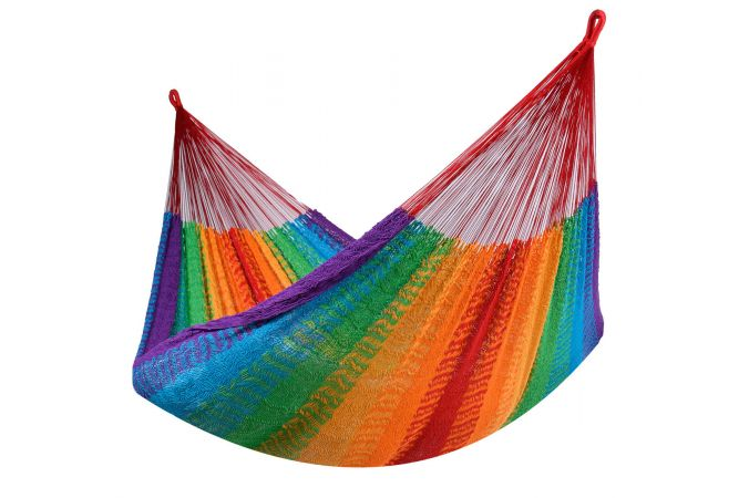 Hangmat Tweepersoons 'Mexico' Rainbow
