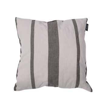 Kussen 'Stripes' Silver