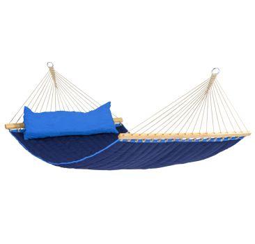 Hangmat Tweepersoons 'American' Blue