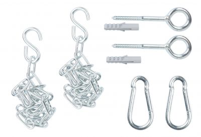 Hangmatbevestiging 'Complete' Metall