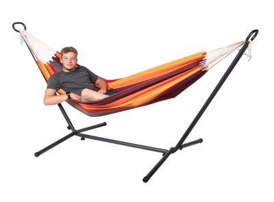 Hangmat met Standaard Eénpersoons 'Multi' Single