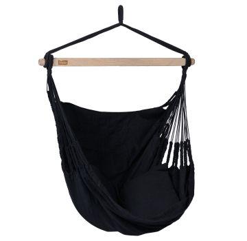 Hangstoel Eénpersoons 'Comfort' Black