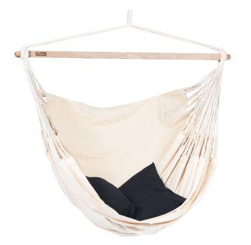 Hangstoel Tweepersoons 'Luxe' White