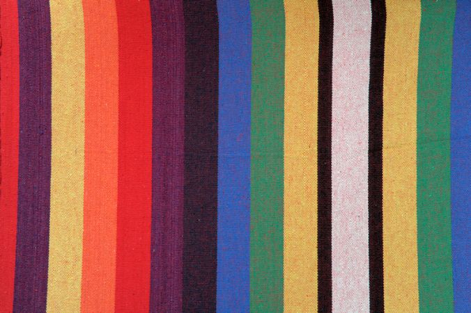 Kinderhangstoel 'Relax' Rainbow