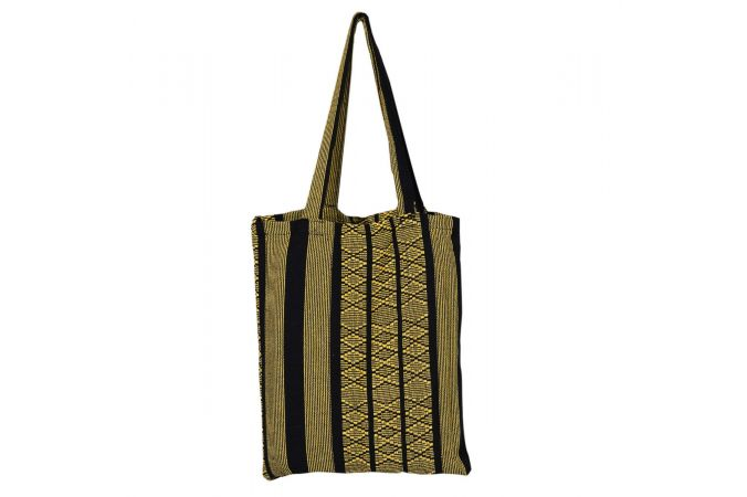 Hangmat met Standaard Familie 'Wicker & Black Edition' Gold