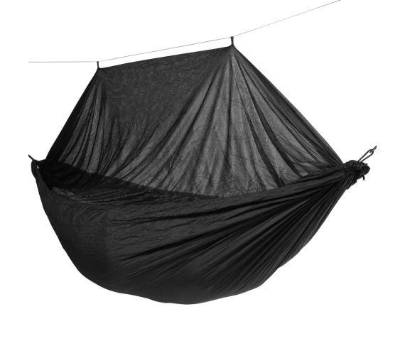 Reishangmat Eénpersoons 'Mosquito' Black
