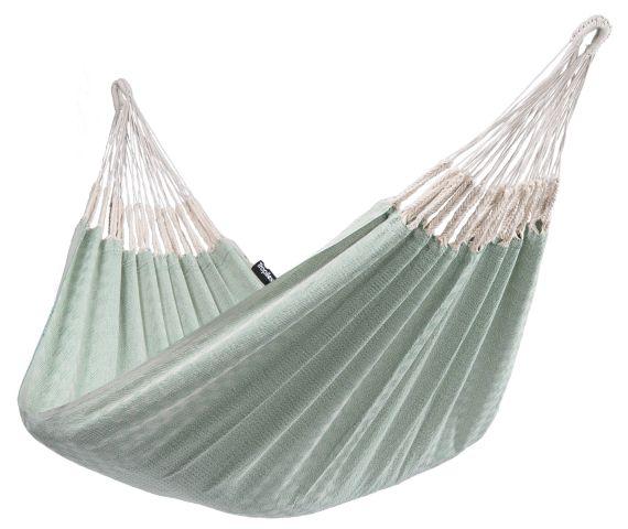Hangmat Eénpersoons 'Natural' Green
