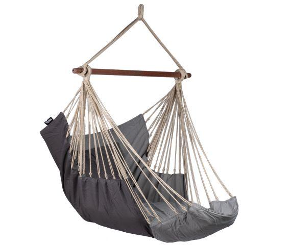 Hangstoel Eénpersoons 'Sereno' Grey