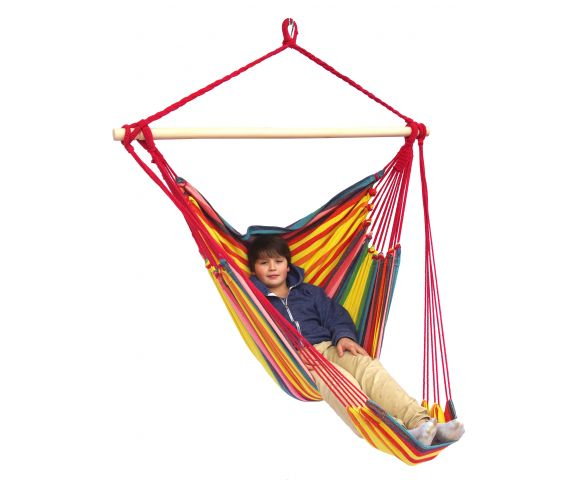Hangstoel Eénpersoons 'Tropical' Sunny Lounge