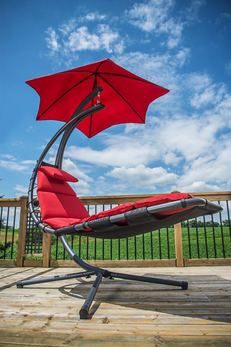Original 'Dream Chair' red