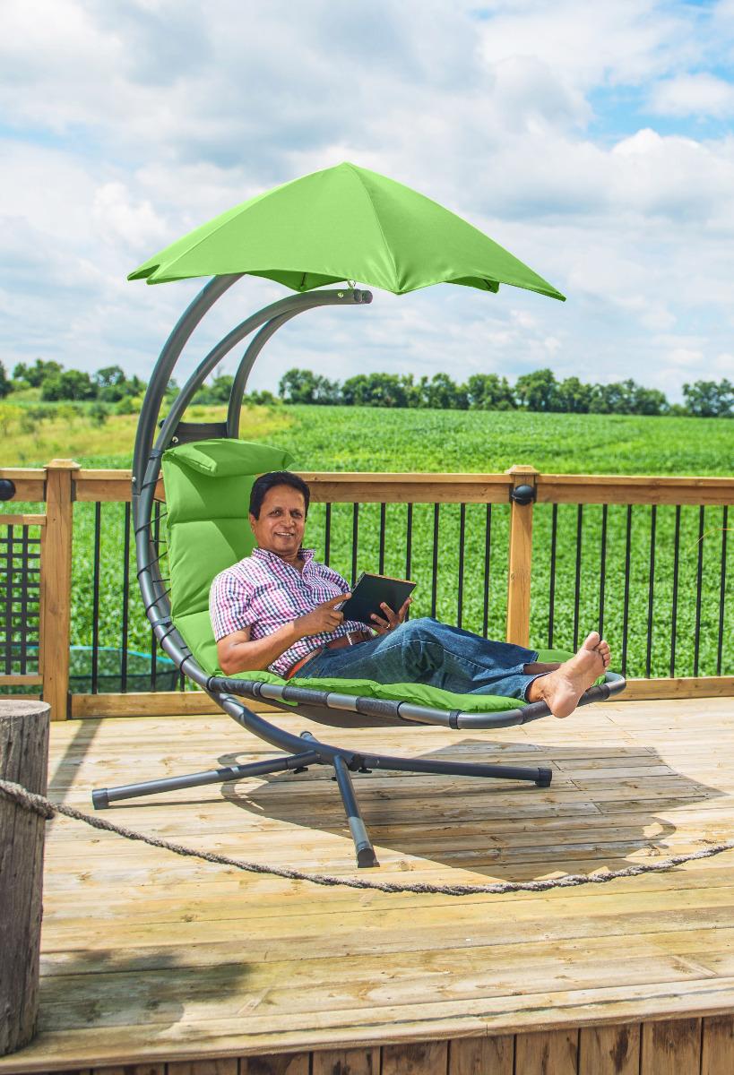 Original 'Dream Chair' green