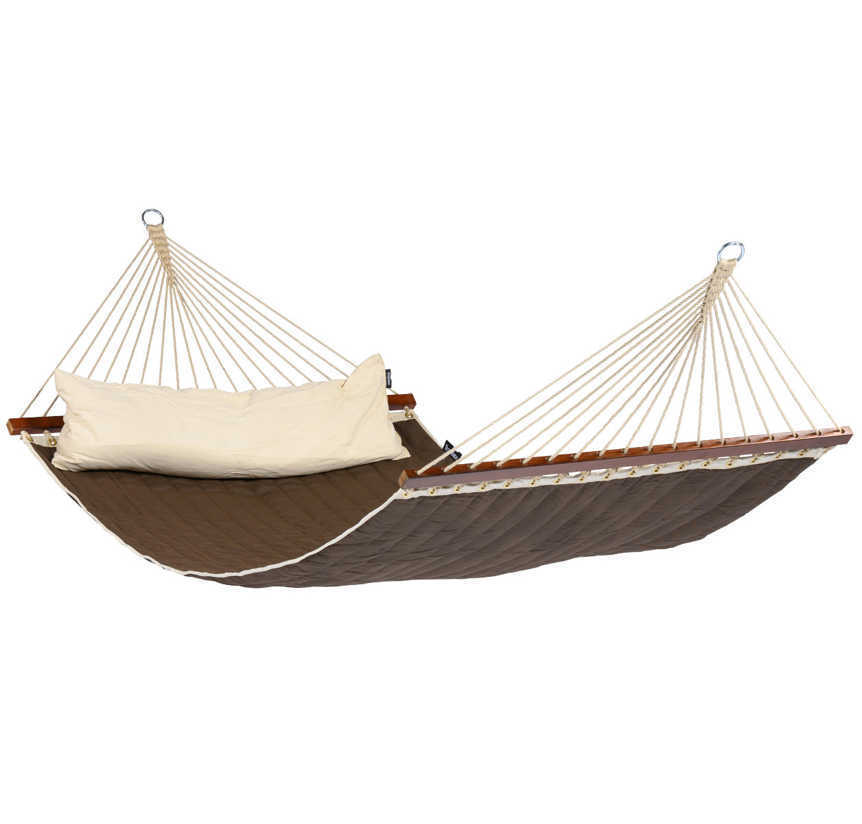 Hangmat Tweepersoons 'American' Brown - Bruin - Tropilex �