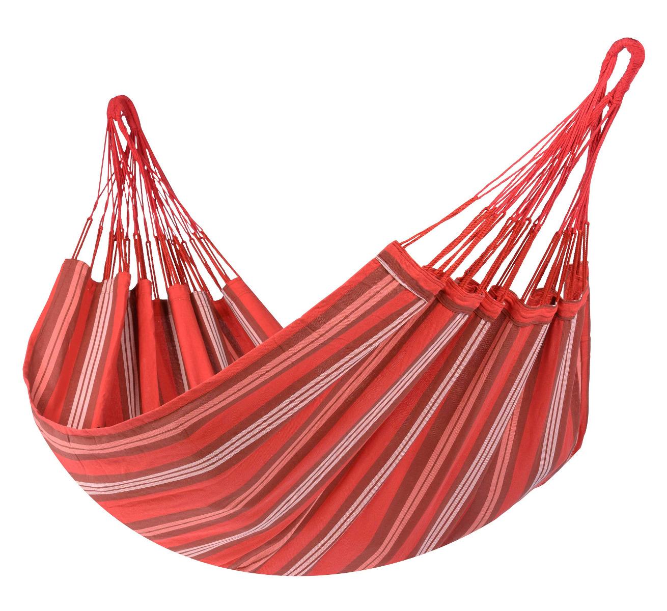 Hangmat E�npersoons 'Aruba' Fire - Veelkleurig - Tropilex �