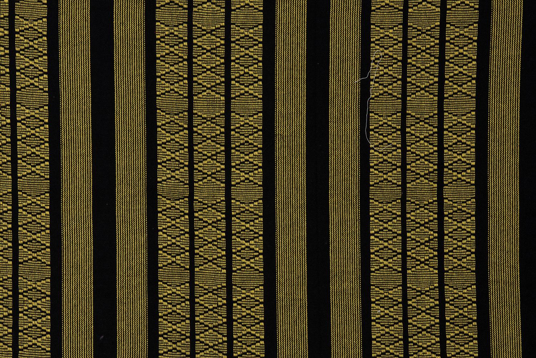 Hangmat met Standaard Familie 'Wicker & Black Edition' Gold