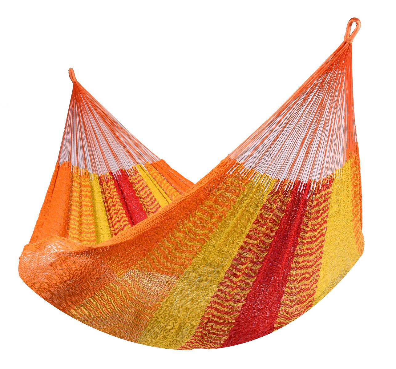 Hangmat Familie 'Cacun' Fuego - Veelkleurig - Tropilex ®