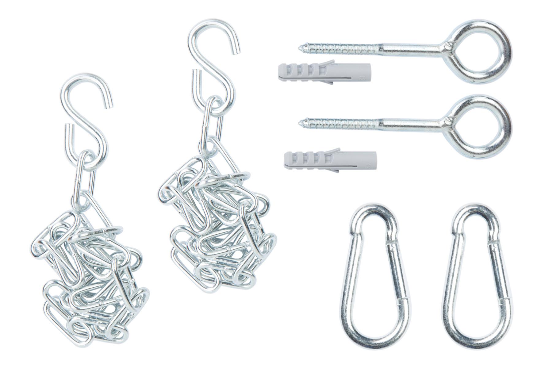 Hangmatbevestiging 'Complete' Metal - Metaal - Tropilex �