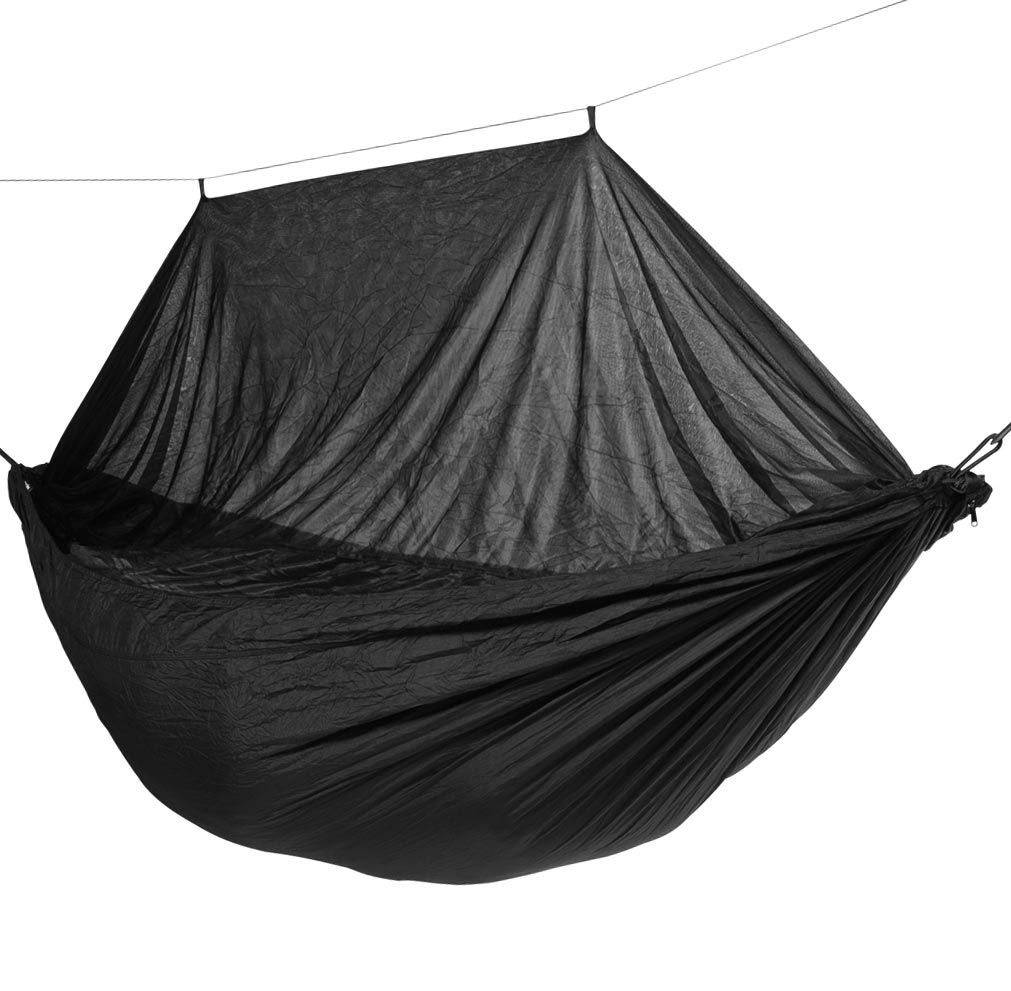 Reishangmat E�npersoons 'Mosquito' Black - Zwart - Tropilex �