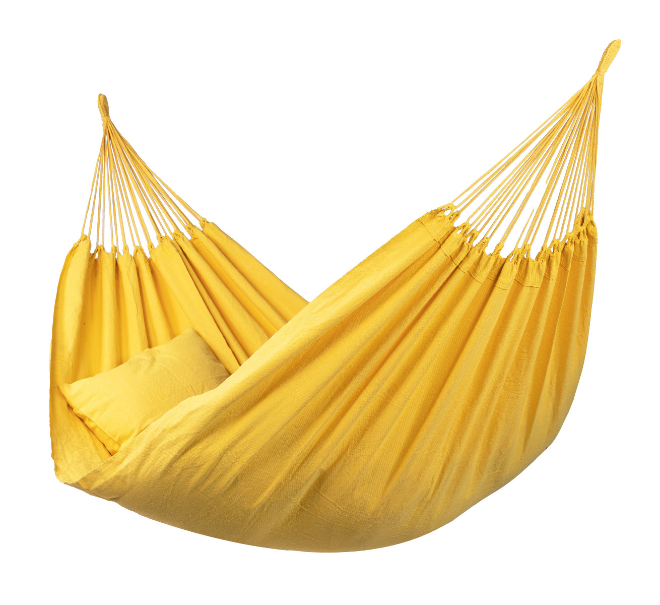 Hangmat E�npersoons 'Plain' Yellow - Geel - Tropilex �