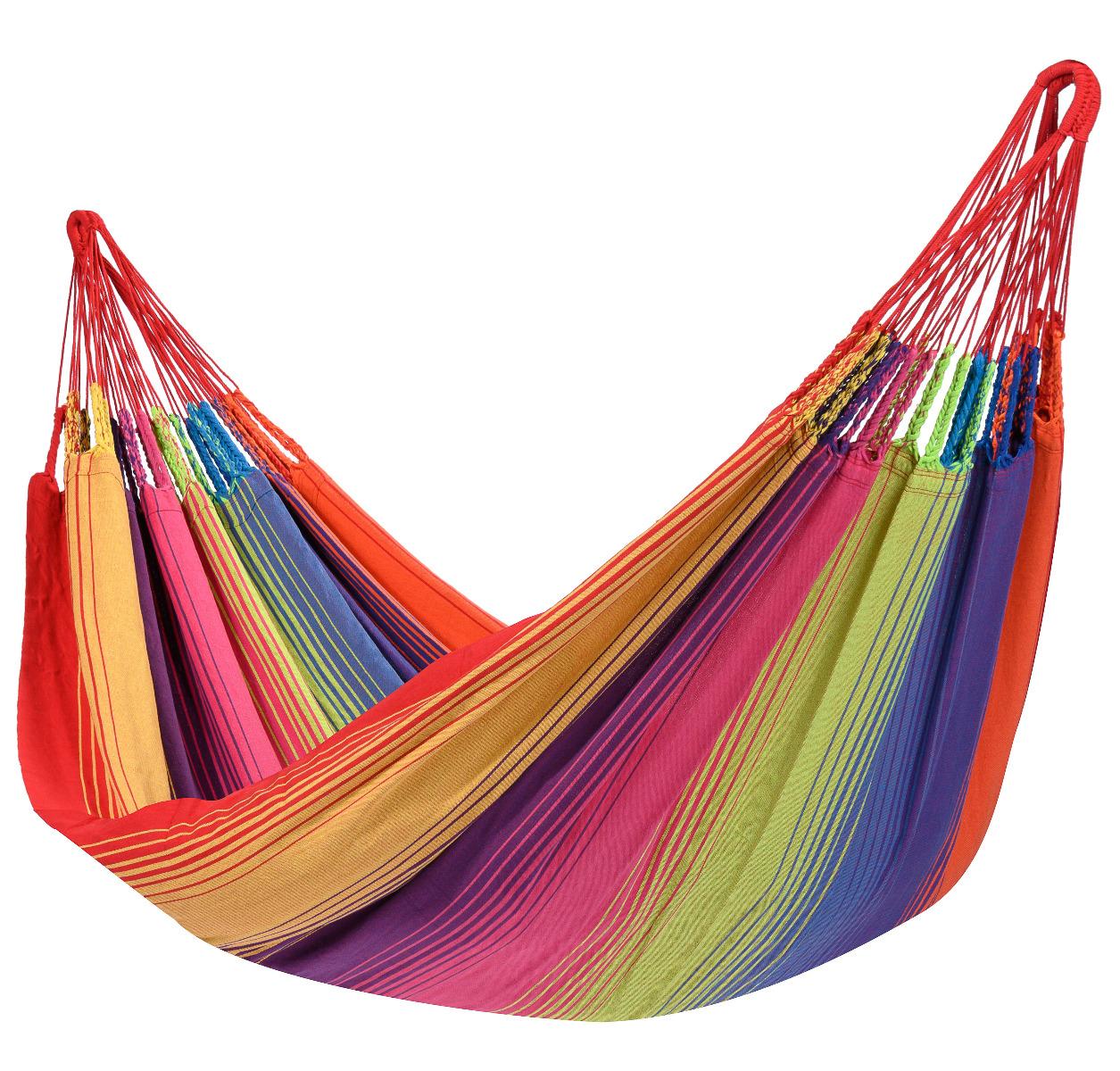 Hangmat Familie 'Refresh' Rainbow - Rood - Tropilex �