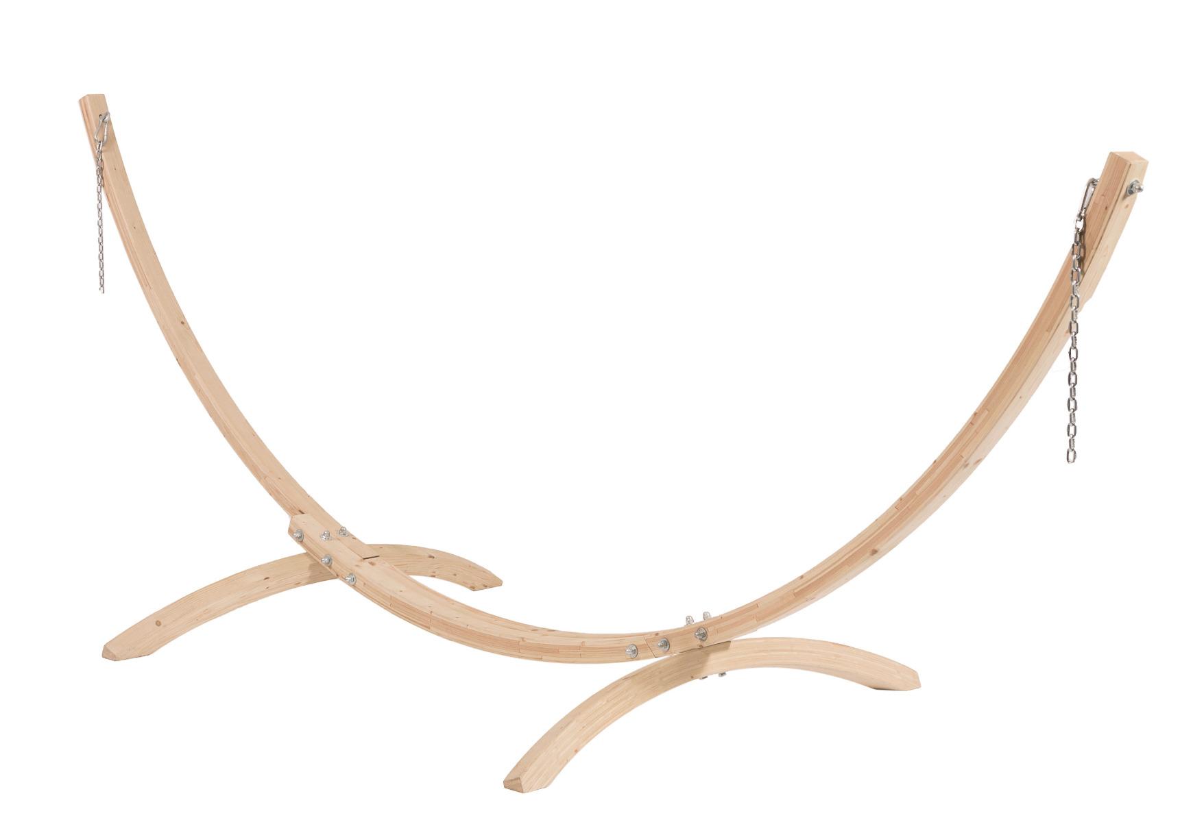 Hangmatstandaard 'Pine' éénpersoons