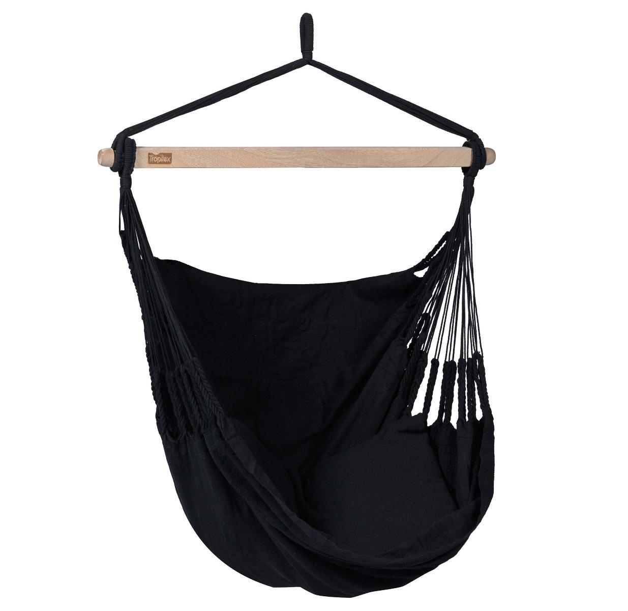 Hangstoel E�npersoons 'Comfort' Black - Zwart - Tropilex �