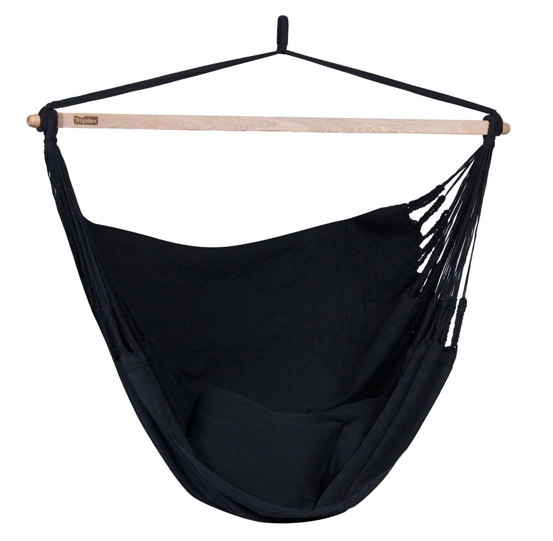Hangstoel Tweepersoons 'Luxe' Black - Zwart - Tropilex ®