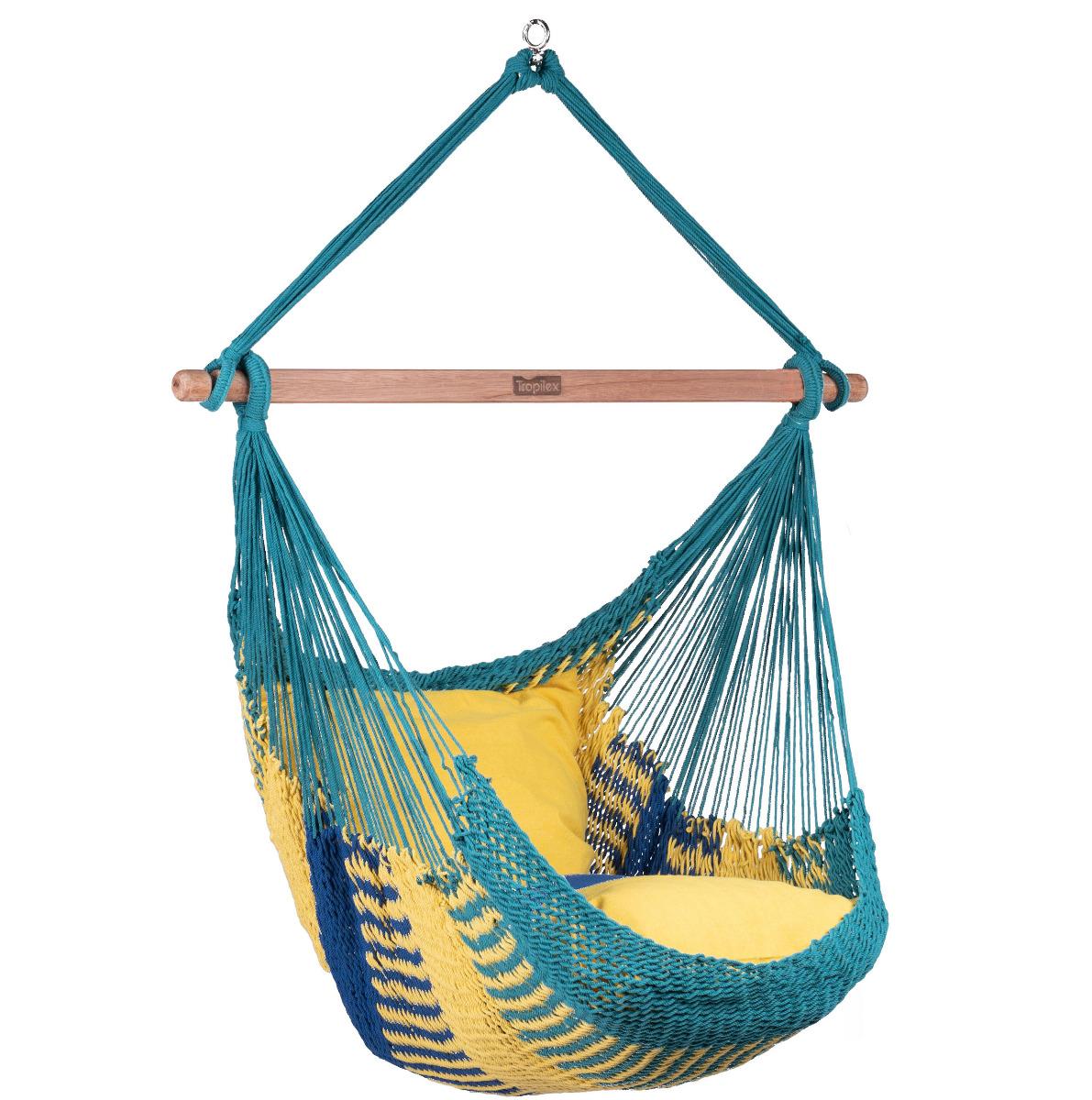 Hangstoel E�npersoons 'Mexico' Tropic - Veelkleurig - Tropilex �