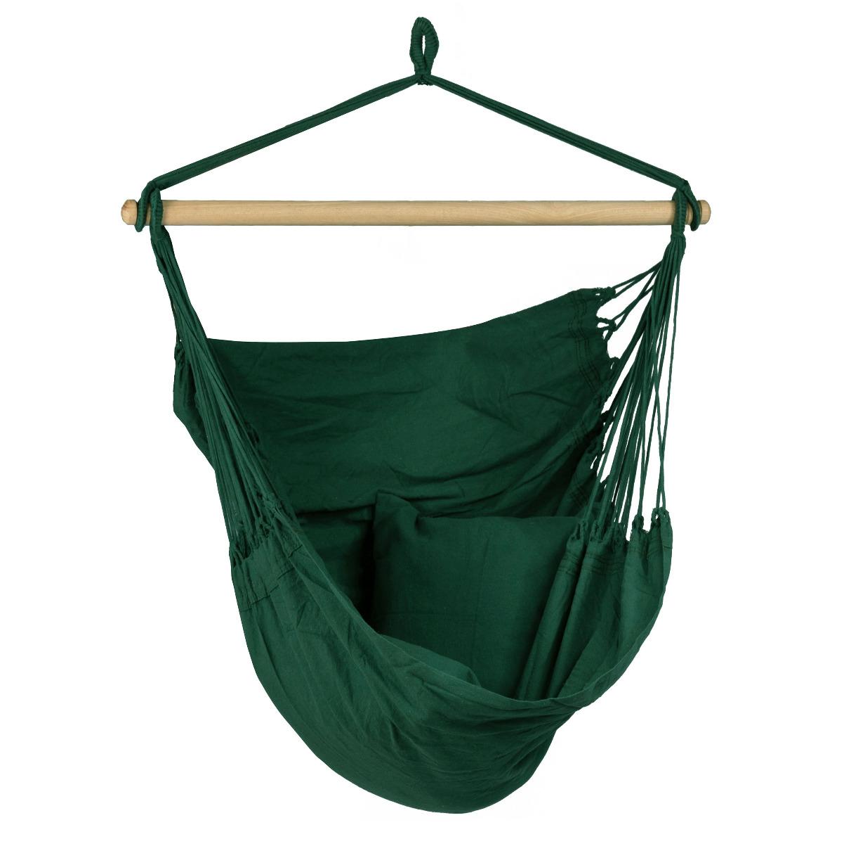 Hangstoel E�npersoons 'Organic' Green - Groen - Tropilex �