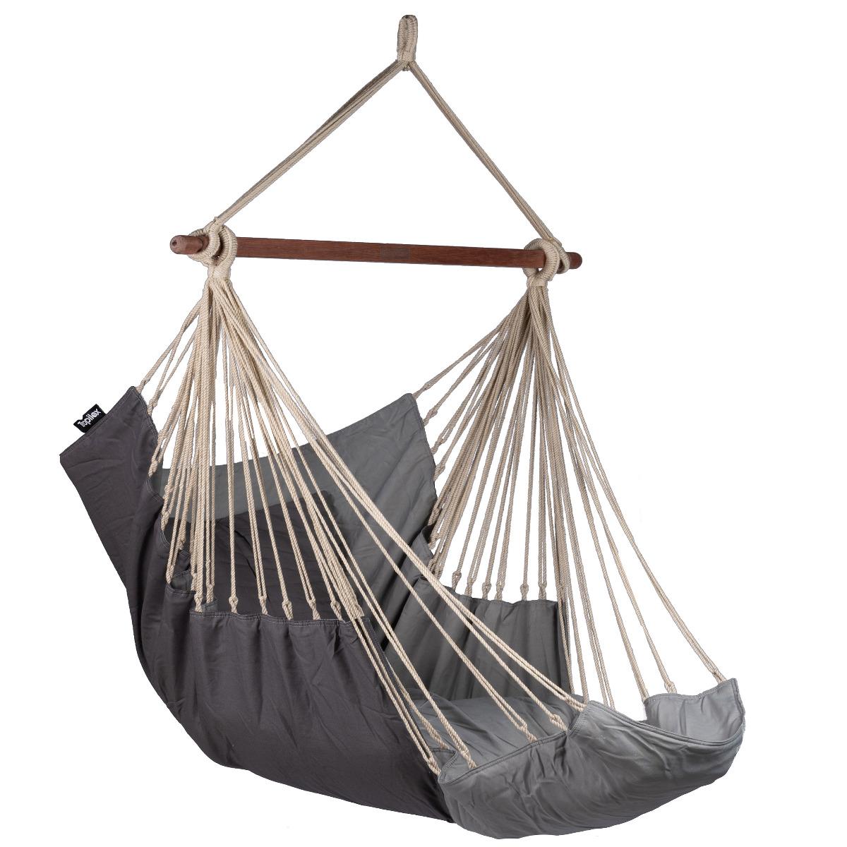 Hangstoel E�npersoons 'Sereno' Grey - Grijs - Tropilex �