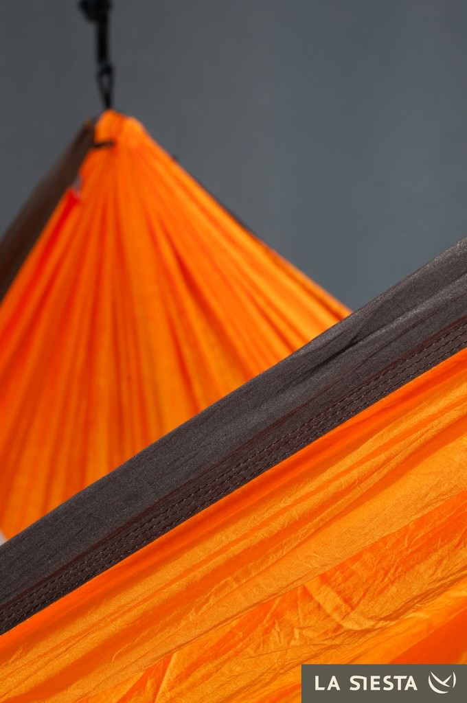 Reishangmat 'Colibri' orange