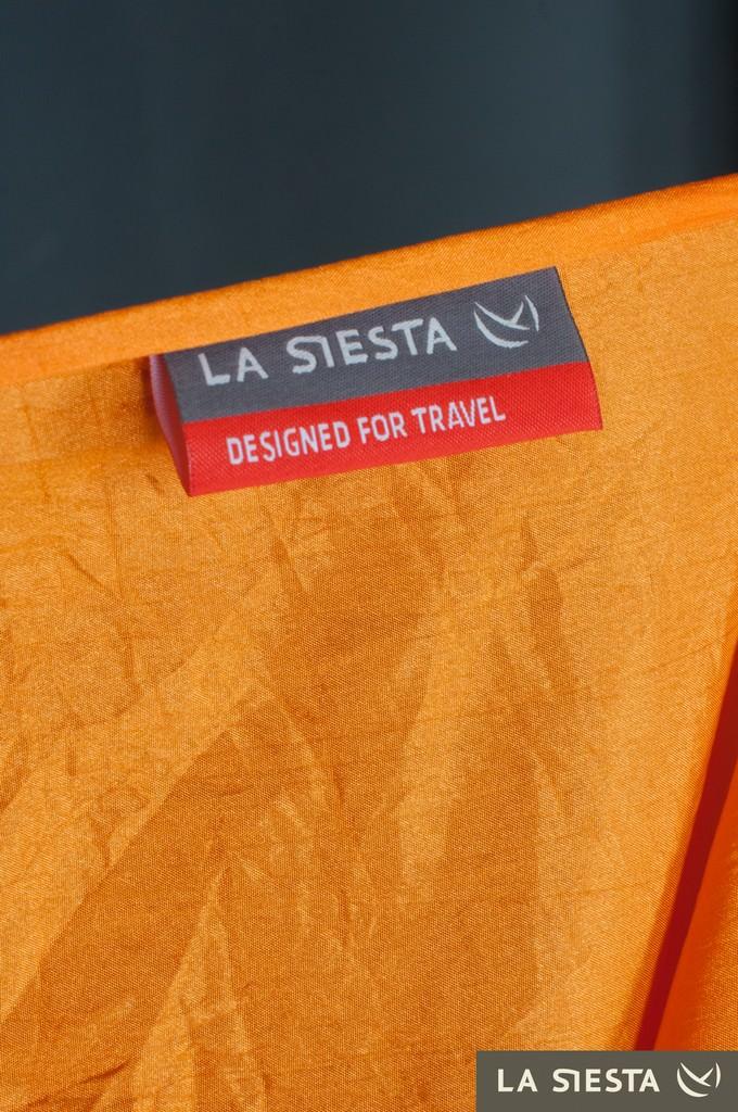 Reishangmat 'Colibri' orange dubbel