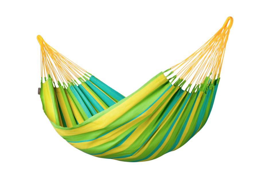 Hängematte `Sonrisa` lime