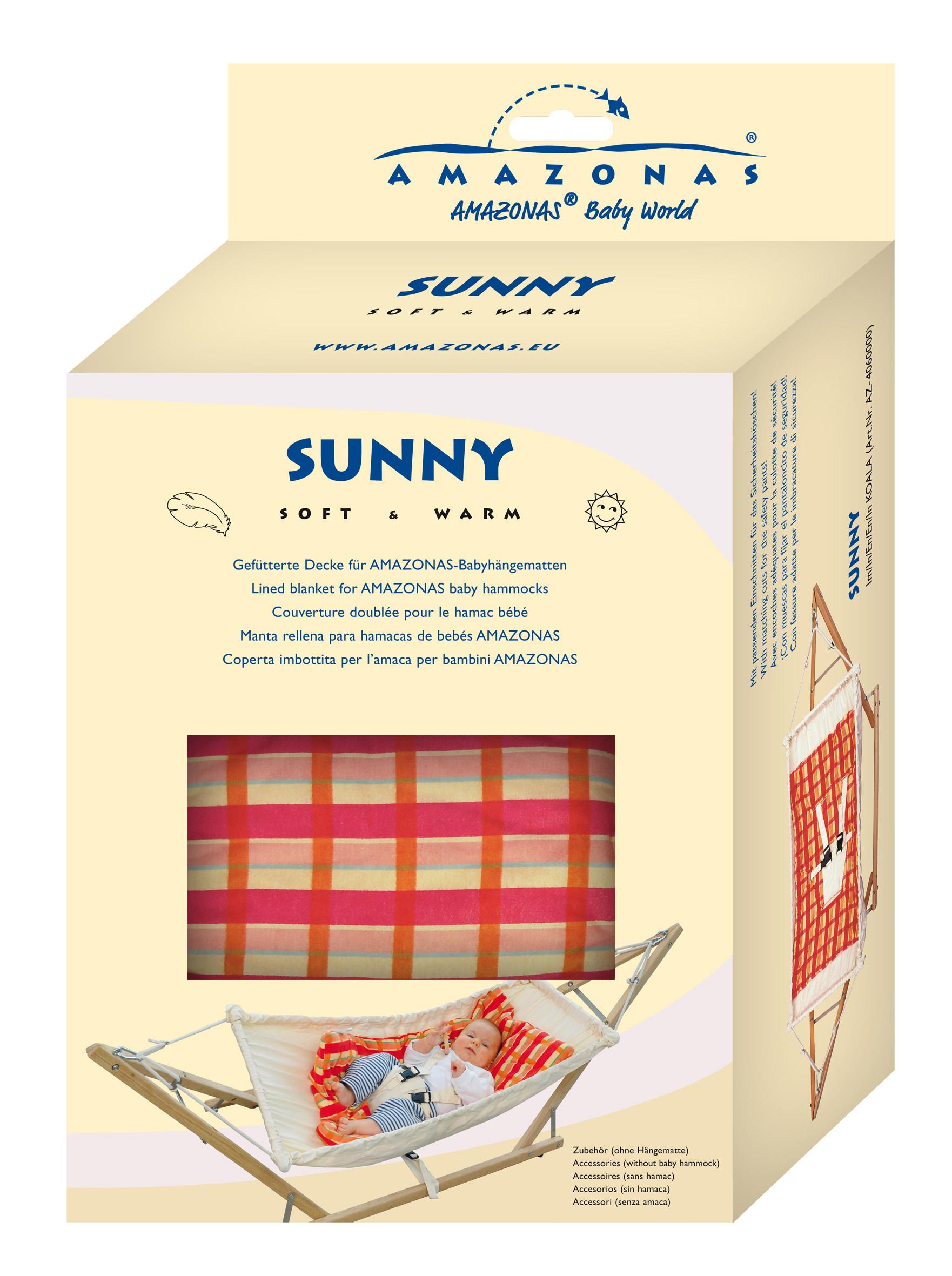 Babymatrasje 'Sunny'