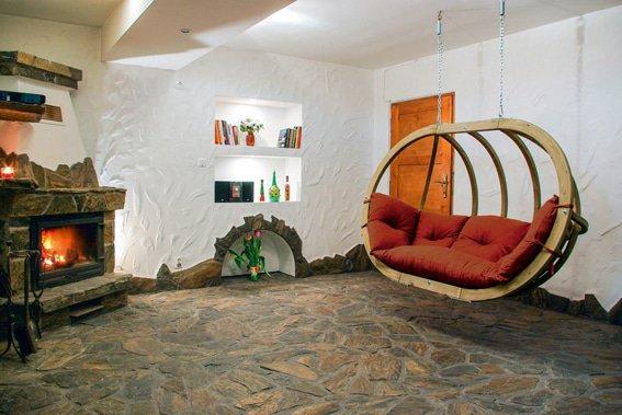 Een hangstoel in je huis is een echte eyecatcher